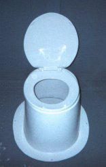 Outhouse Toilet Equipment